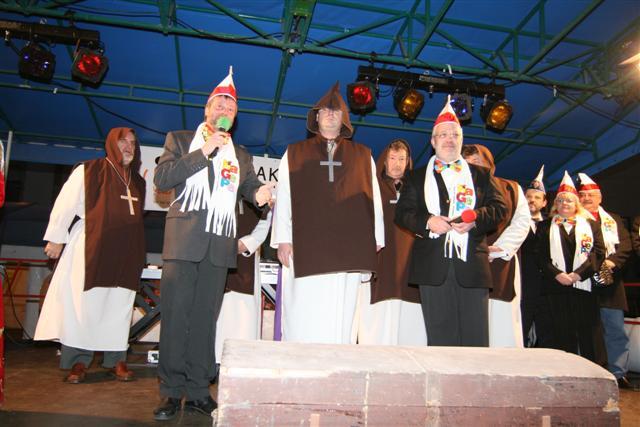 Clôture Carnaval